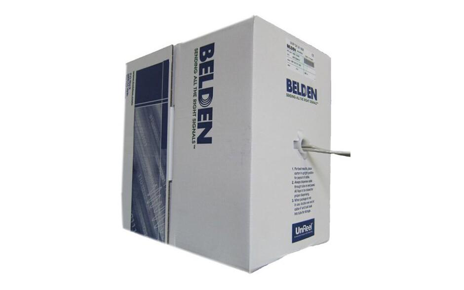 Netzwerkkabel - Belden Cat6a/Cat7