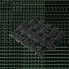 Kabelband - 1 Stück - schwarz