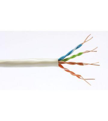 CAT 5e Belden Kabel - 4x2xAWG 24/1 - Starrleiter - 100% Kupfer - U/UTP - 100 Meter - Grau