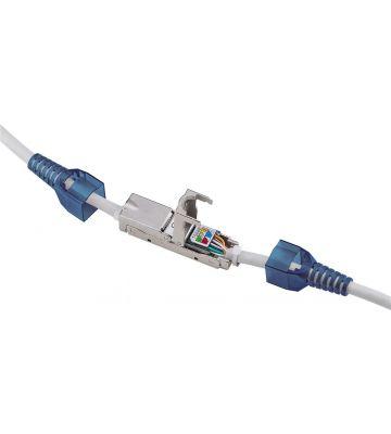STP CAT 6a – Kabelbinder Toolless