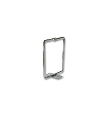 """Kabelbügel für Kabelmanagement im 19"""" Serverschrank, 40 x 80mm"""