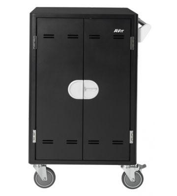 Aver C20i Notebookwagen für 20 Notebooks bis 16 Zoll