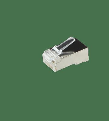 RJ45 CAT5e Netzwerkstecker – geschirmt