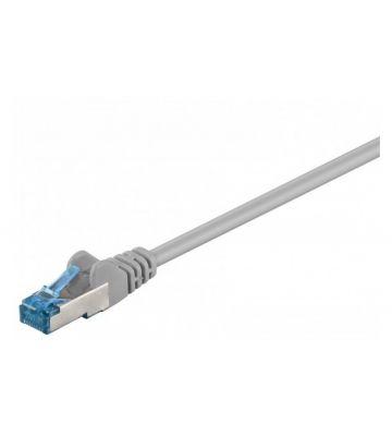CAT 6a Netzwerkkabel LSOH - S/FTP - 10 Meter - Grau