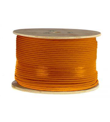 DANICOM CAT7 S/FTP 500m Starrleiter - LSZH (Eca)