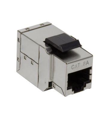 CAT6a STP Keystone Netzwerkstecker - RJ45