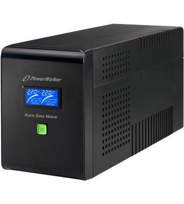 PowerWalker Line-Interactive Zuivere Sinusgolf 2000VA UPS