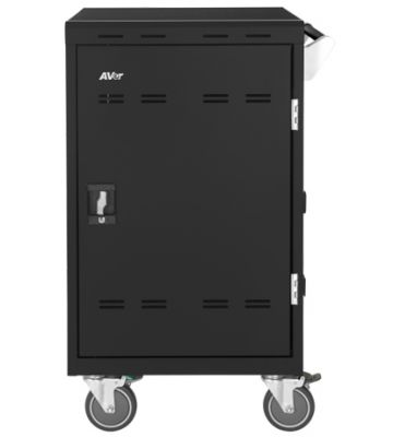 Aver E32C Notebookwagen für 32 Notebooks bis 13.3 Zoll