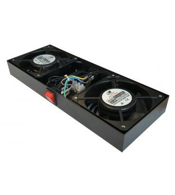 Ventilator - Paket für Montage in einem Wandschrank