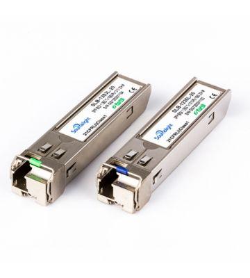 SFP-Transceiver-Modul Plus 10 gigabit singlemode simplex TX: 1330nm RX: 1270nm 10km