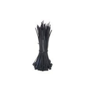 Kabelbinder 365mm - Schwarz - 100 Stück