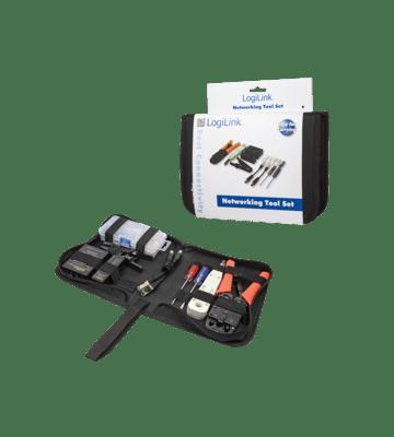 Profi Netzwerk-Werkzeugtasche